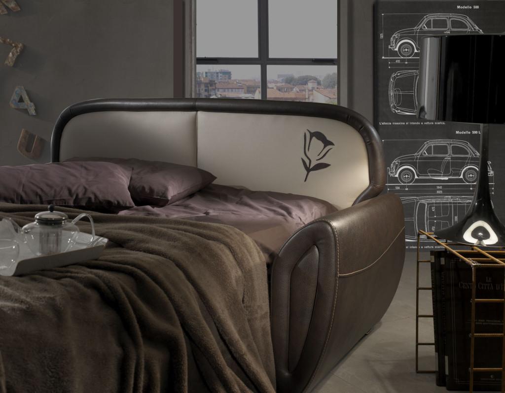 SCOUT-letto